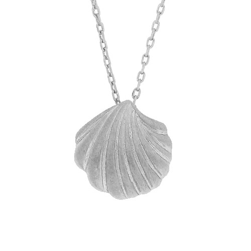Shell Pendant Necklace