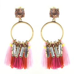 SS Vivid Edition - Color Statement Earrings