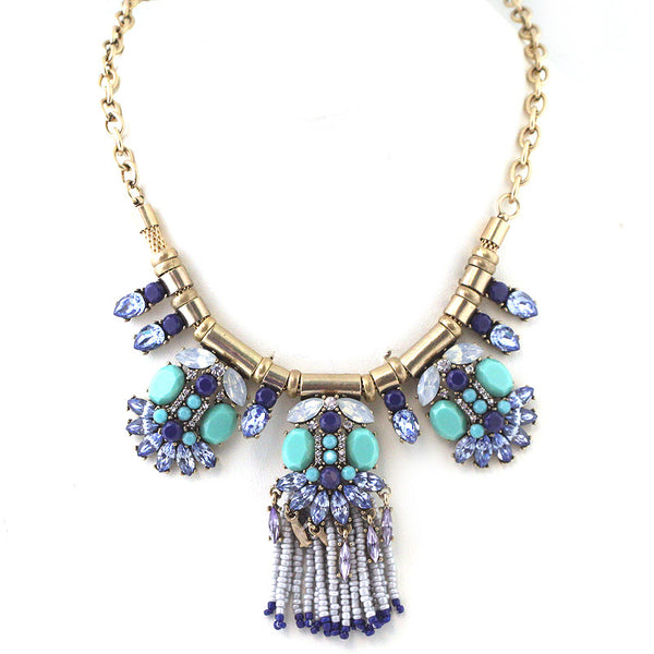 SS Vivid Edition - Color Statement Necklace