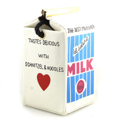 Milk Carton Cross-body Bag