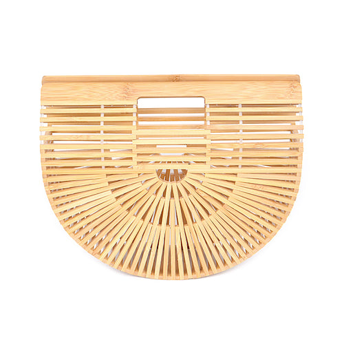 Natural Bamboo Ark Tote Bag