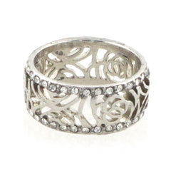 Thick Filigree RIng