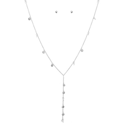 Urban Lightweight Y Long Necklace