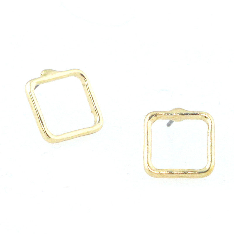 Geometric Studs Earrings