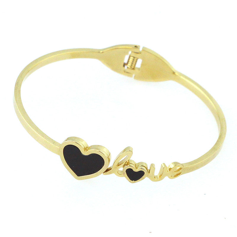 Hinge Love Bangle