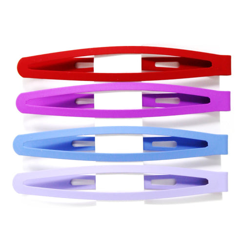 Multi Color Snap Clip Set (Large)