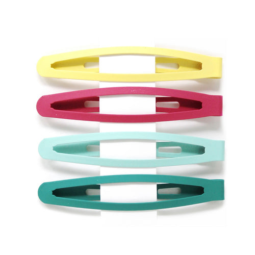 Multi Color Snap Clip Set (Small)