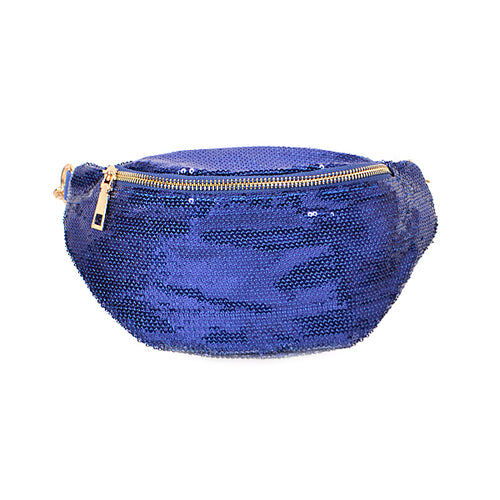 Shiny Sequins Fanny Pack