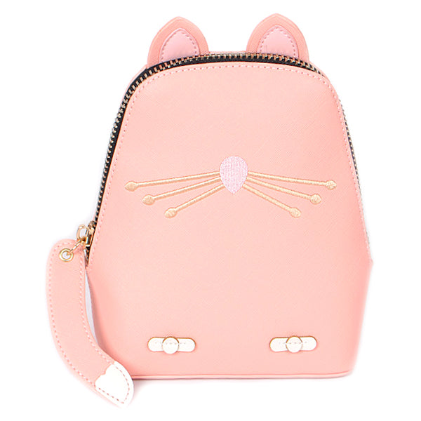 Kitty Clutch/ Cross Body Bag