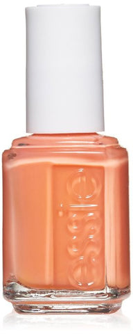 Essie Coral Peach Color Nail Enamel Trendy Fashion Long Lasting Polish - The Accessory Nook  - 1
