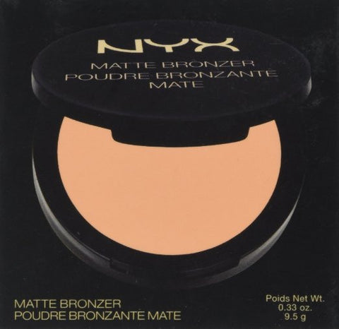 NYX Matte Body Bronzer Light Makeup Beauty Cosmetics Contour Highlighting - The Accessory Nook  - 1