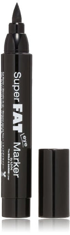 NYX Fat Eye Makeup Cosmetic Trendy Black Carbon Wide Tip Beauty Marker - The Accessory Nook  - 1