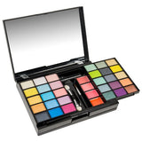 Shany Makeup Beauty Lip Goss Eye Shadow Cosmetic Kit - The Accessory Nook  - 1