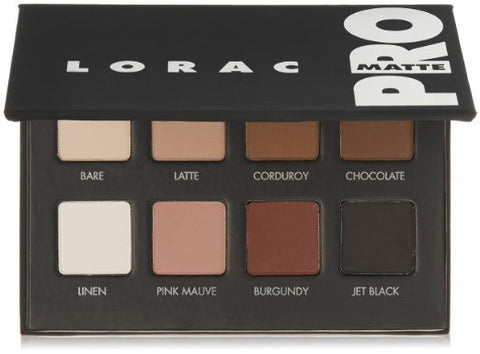 Matte Pro Eye Makeup  Beauty Cosmetic High Pigmented Shadow Wet Dry Palette - The Accessory Nook  - 1
