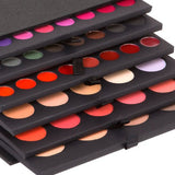 Professional 6 Layer Makeup High Pigmented Cosmetic Beauty Blending Palette Kit - The Accessory Nook  - 2