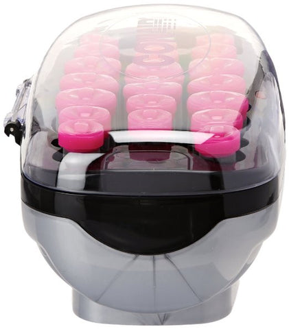 The Xtreme Instant Heat Multi sized Hair Styling Pink Hot Rollers by Conair - The Accessory Nook  - 1