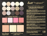 NYX Naked Eye Makeup Palette Beauty Blendable Shadow Nude Cosmetics - The Accessory Nook  - 4