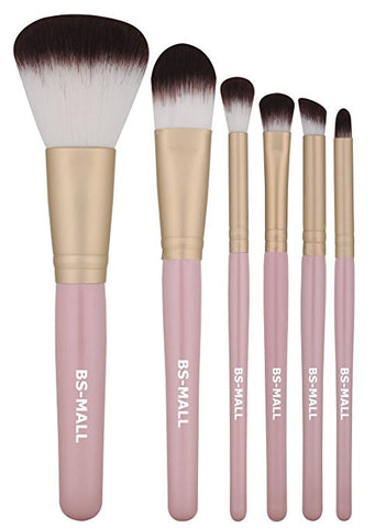 Trendy Eye Shadows Brush Makeup Brush Set With Pouch - The Accessory Nook  - 1