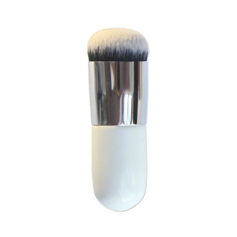 1 PC Bold Handle Large Round Head Makeup Foundation Blending Blush Cosmetic Beauty Brush - The Accessory Nook  - 1