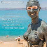 Dead Sea Mud Mask Best for Facial Beauty Skin Treatment Minimizes Pores Reduces Wrinkles - The Accessory Nook  - 4