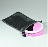 Clip on Cell Phone Selfie O Ring Light for Smart Phone IPhone in the Color Pink - The Accessory Nook  - 6
