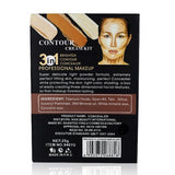 Ucanbe Cosmetics Cream Contour Highlighting Makeup Kit  Foundation Concealer Palette - The Accessory Nook  - 3