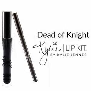 Hot Selling! New Makeup Gloss Lipstick Lip Kit Set by Kylie Jenner Color - Dead of Knight - The Accessory Nook  - 1