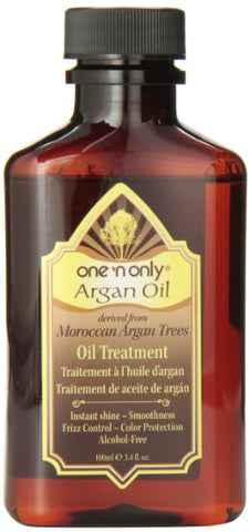 Argan Oil Treatment, 3.4 Ounce Hair Care Shine and Damage Control Beauty - The Accessory Nook