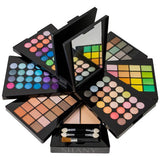 Beauty Cosmetics Makeup Palette  All-in-One Makeup Set with Eyeshadows, Face Powders, Blushes - The Accessory Nook  - 2
