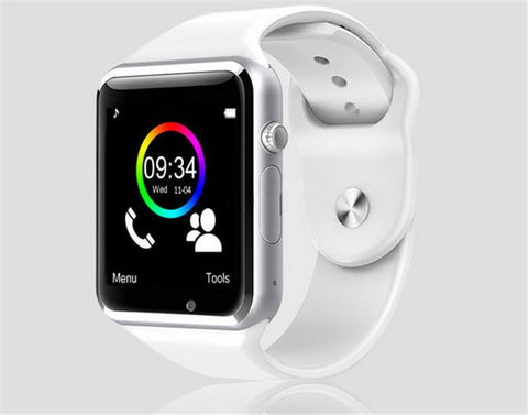 Bluetooth SmartPhone A1 Wrist Watch Sport IWatch Style for IOS Apple Android Samsung - The Accessory Nook  - 1