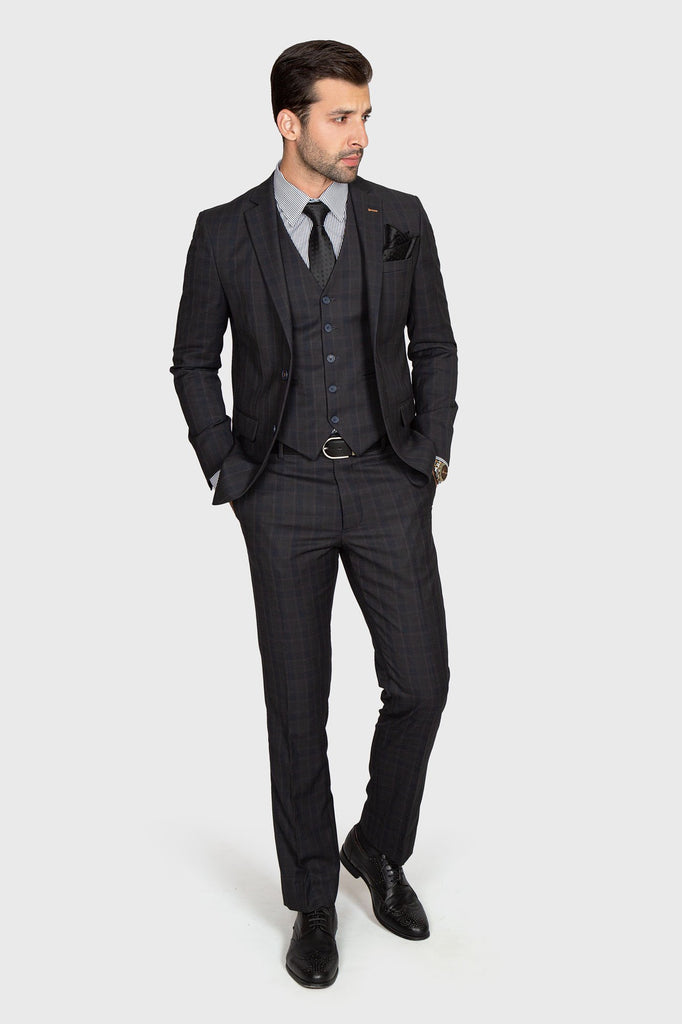 RT SLIM Fit 3MS10804-DGR