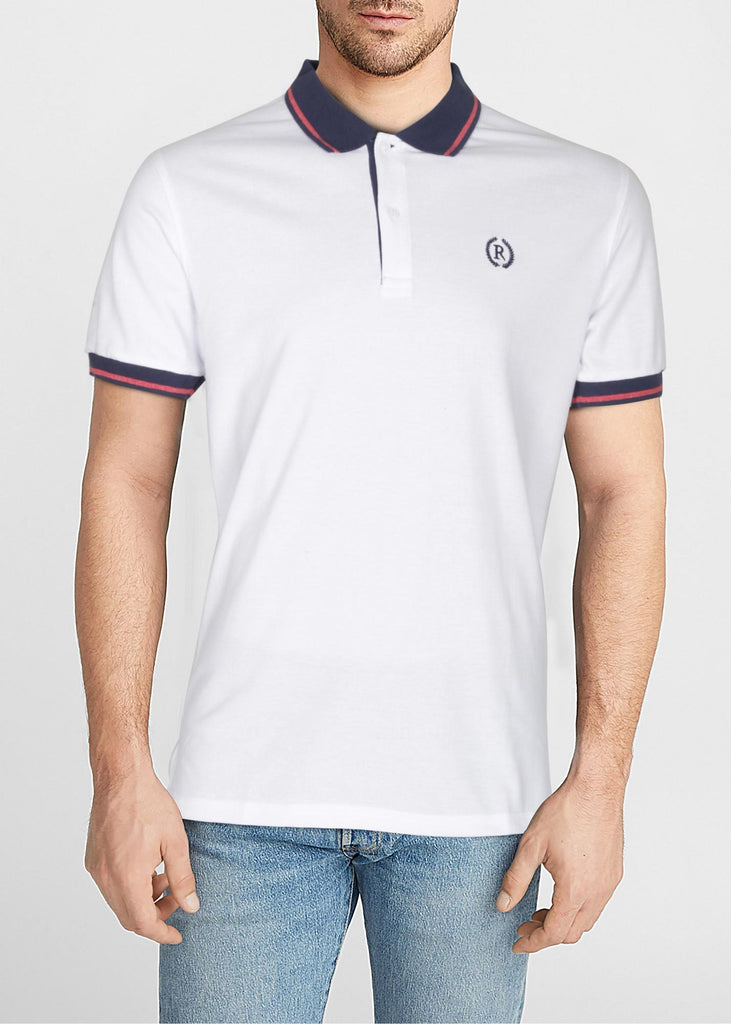 POLO SHIRT C11915-WT
