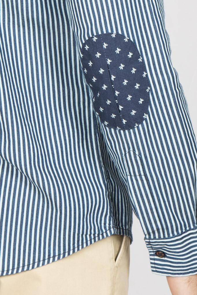 CASUAL SHIRT F/S LINING L19512-1