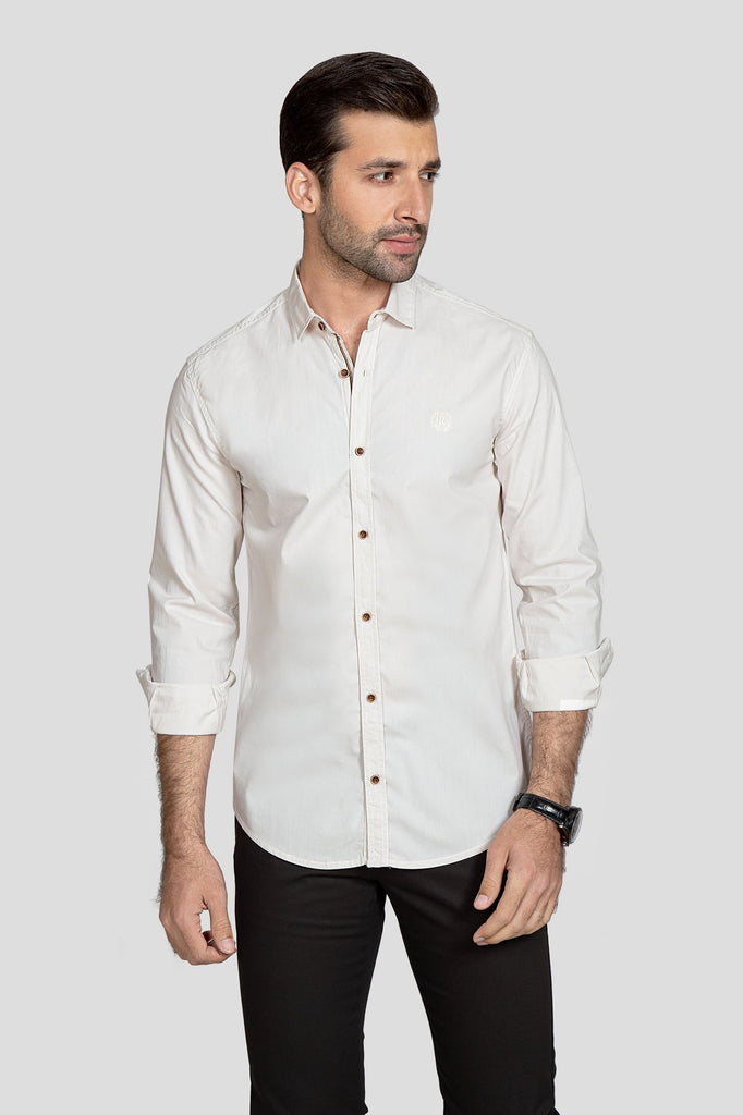 RT Casual Shirt  F/S PL P20513-OW