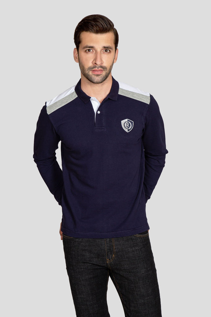 RT POLO SHIRT F/S RA1902-NY