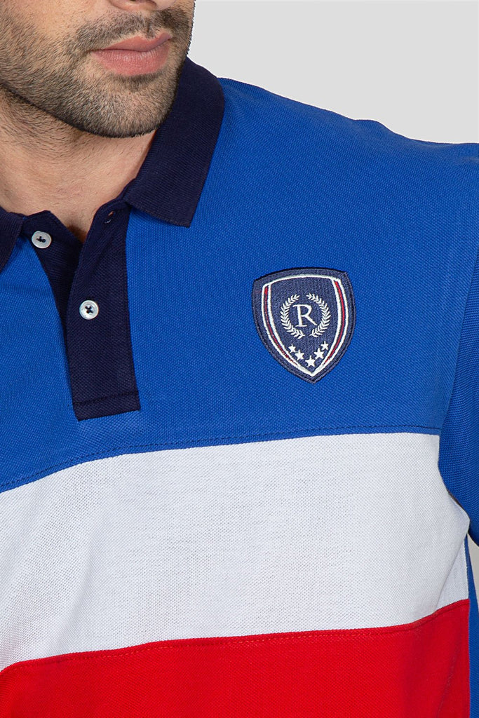 RT POLO SHIRT F/S RA1903-RB
