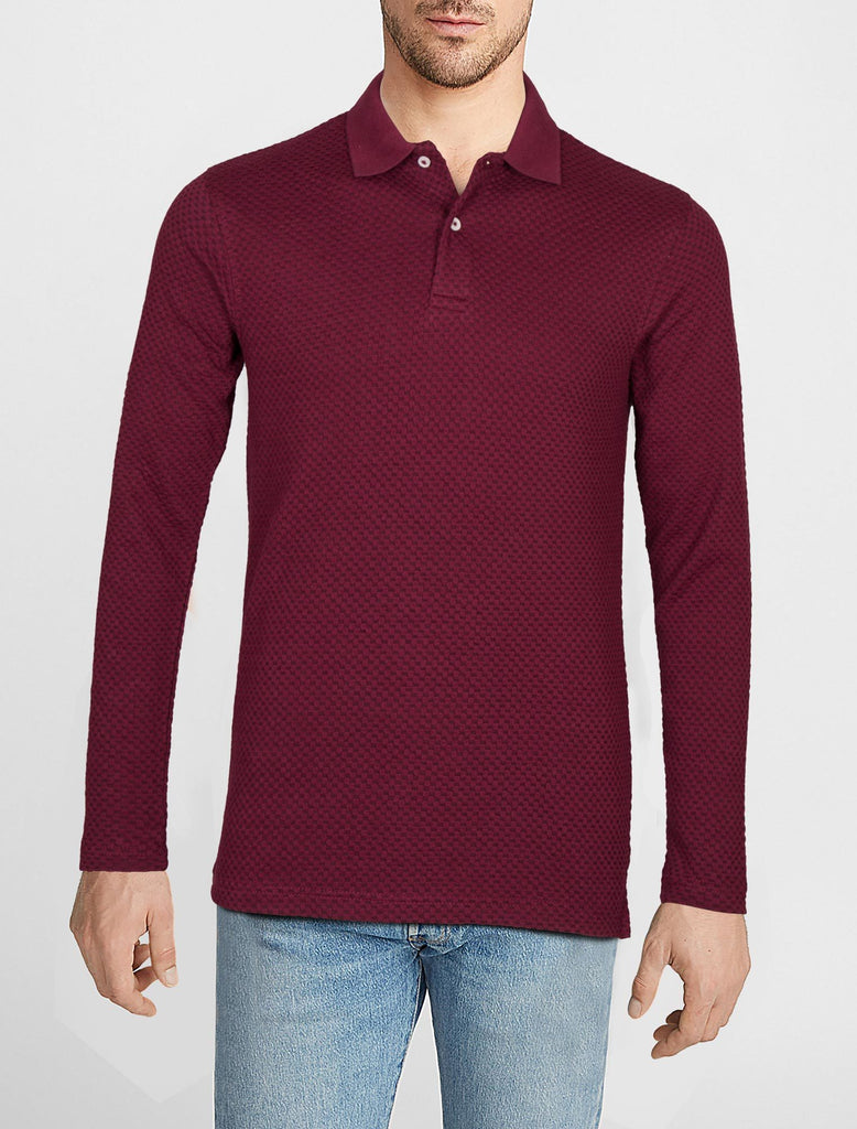 POLO SHIRT F/S RA19301-MR