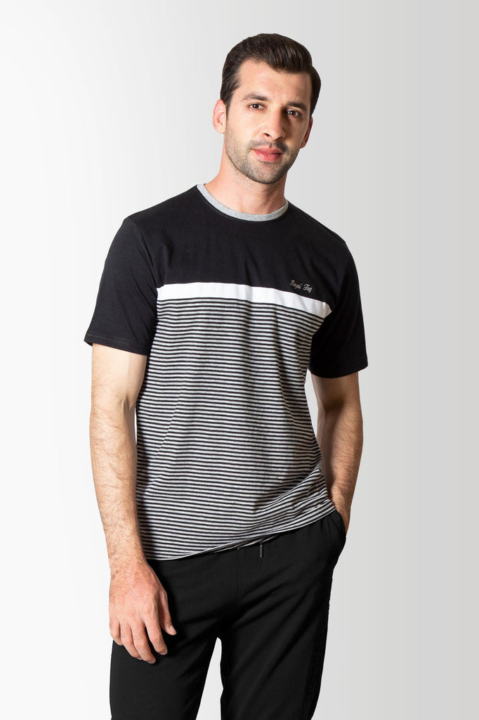 RT Round Neck RA20601-BK