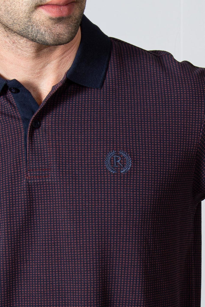 RT POLO SHIRT RA503-MR