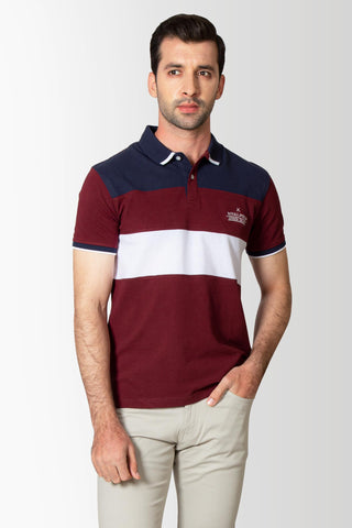 RT POLO SHIRT RA602-MR - M