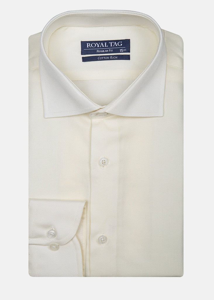 RT DRESS SHIRT TEX RFT20502-WT