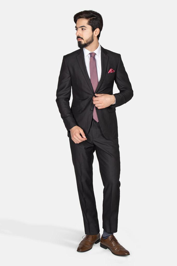 SLIM FIT PW SP13283-BK