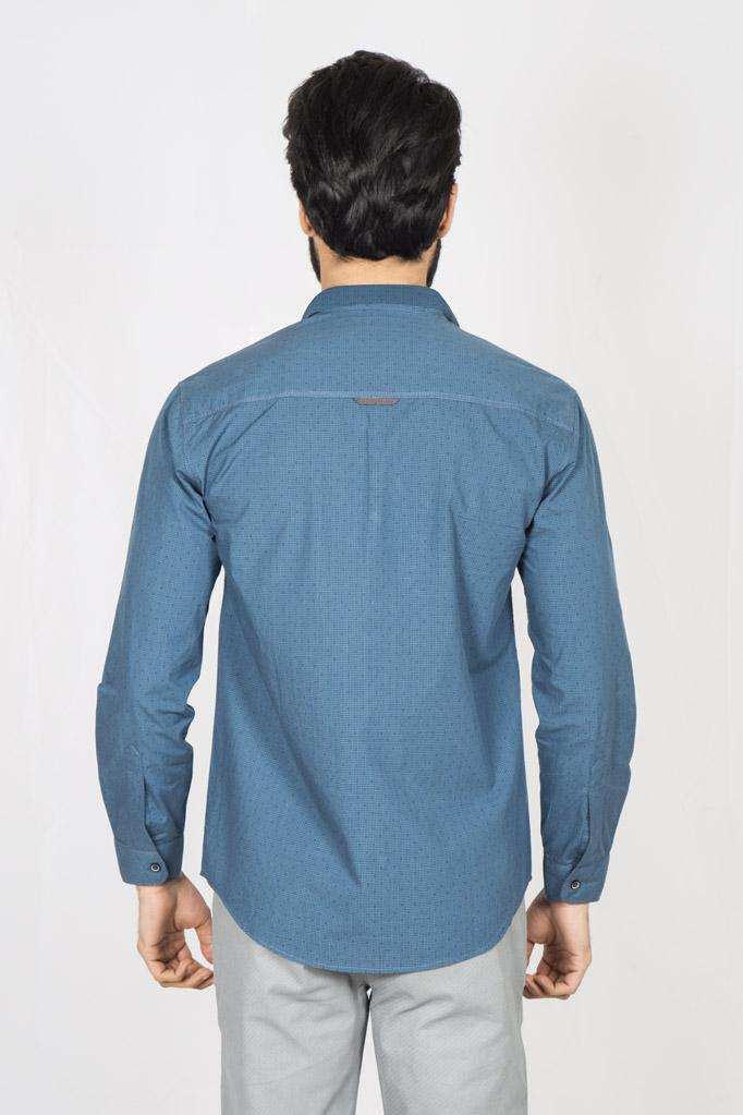 CASUAL SHIRT F/S TEX T19106-FR