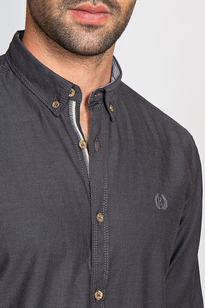 RT Casual Shirt F/S TEX T19501-CG