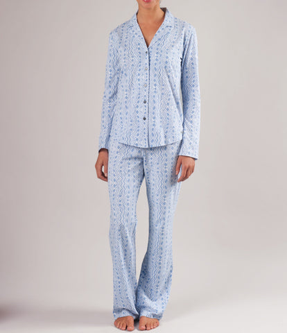 Essential Cotton Stretch PJ Set
