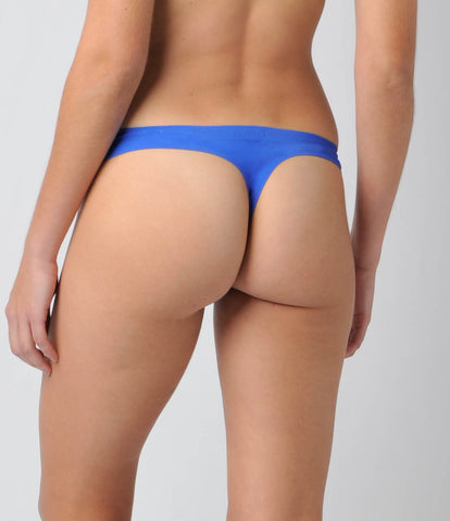 Signature Seamless Thong
