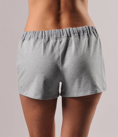 Essential Cotton Stretch & Double Gauze Lounge Shorts