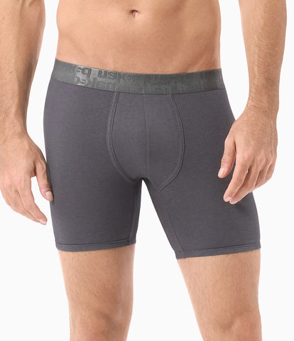 Signature Modal Cotton Boxer Brief