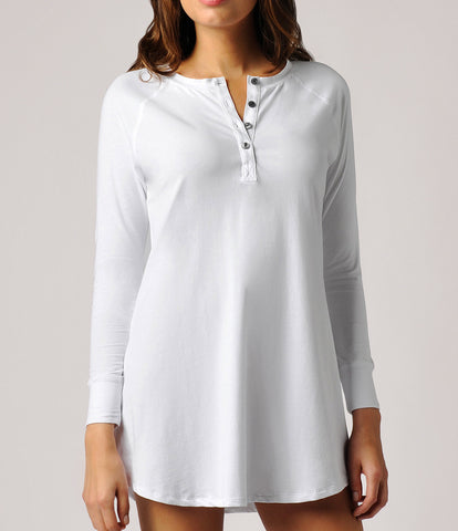 Essential Cotton Stretch Sleepshirt