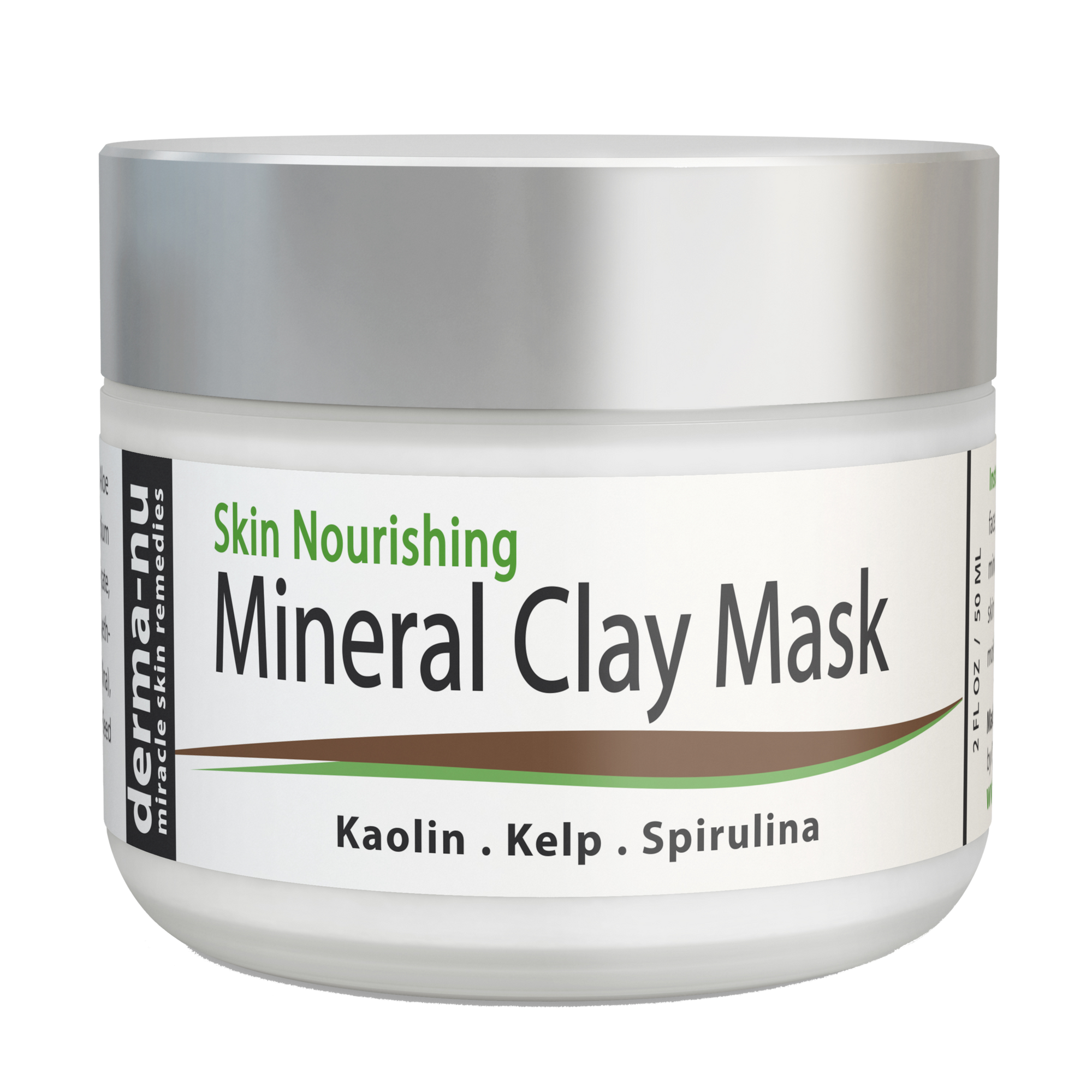 Mineral Clay Mask is Effective on all Skin Types